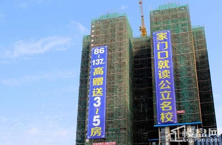 大坤·金洲广场实景图