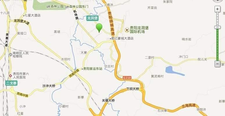 中铁洛飞城位置图
