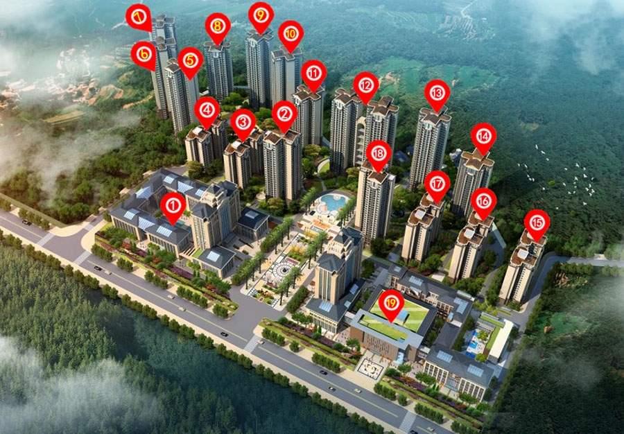 广高新城户型图