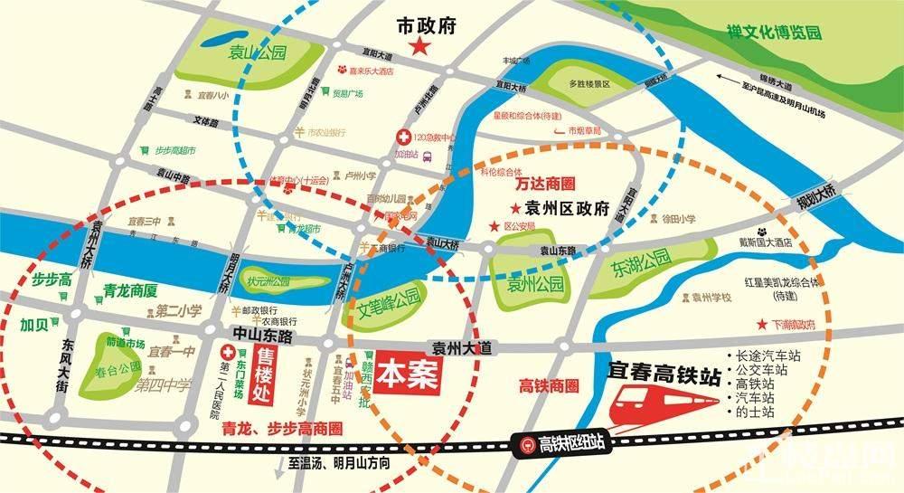 秀江名门位置图