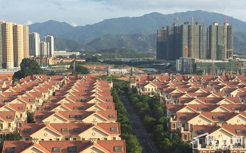 珠江·四季悦城实景图