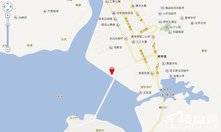 碧桂园九龙湾 位置图
