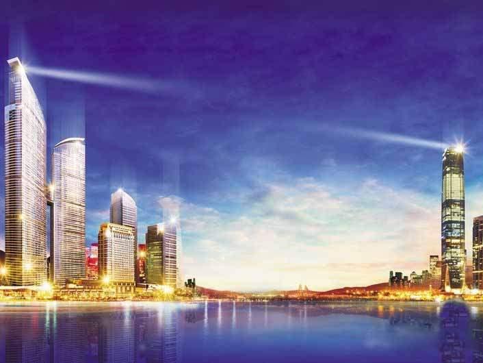 东海国际公寓效果图