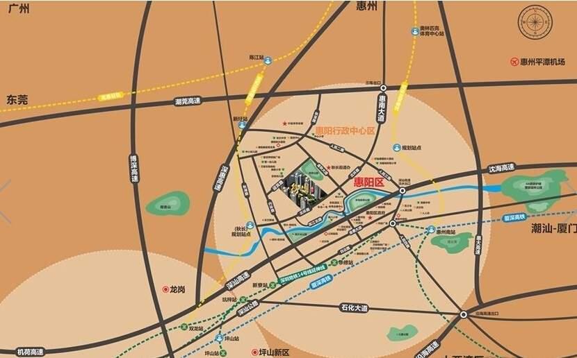 鑫月御园位置图