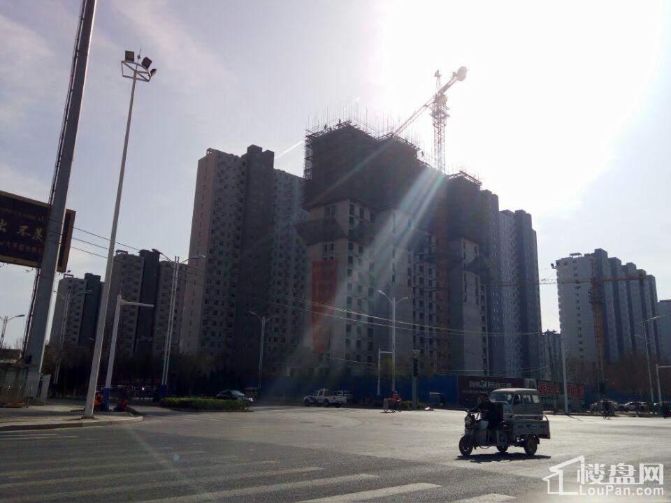 御宇国际城实景图