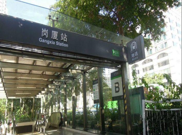 深圳中心·天元配套图