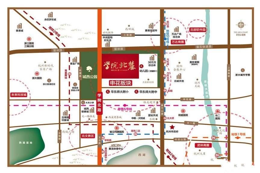 雍荣华庭位置图