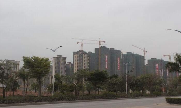 德丰凯旋城实景图