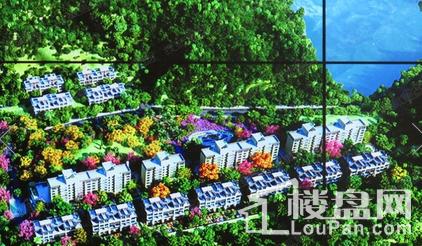 珠江东境花园效果图