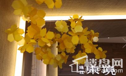 珠江东境花园实景图