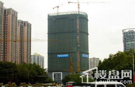 寰城海航广场实景图
