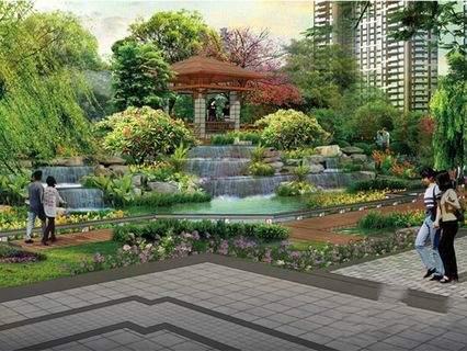 汇东国际花园二期