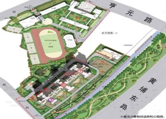 亨元花园保障性住房项目效果图