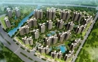 越秀·滨海珺城效果图