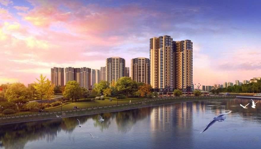 蓝光圣菲悦城