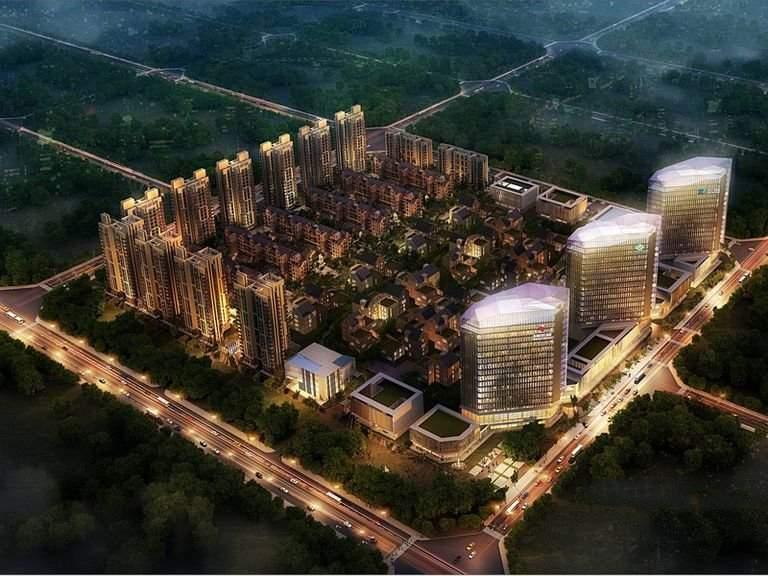 中国西部文化城商业广场