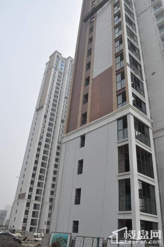 襄阳普鑫·上东郡实景图