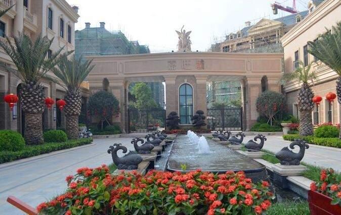 嘉旺城实景图