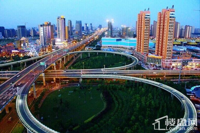 华强城周边北城交通枢纽