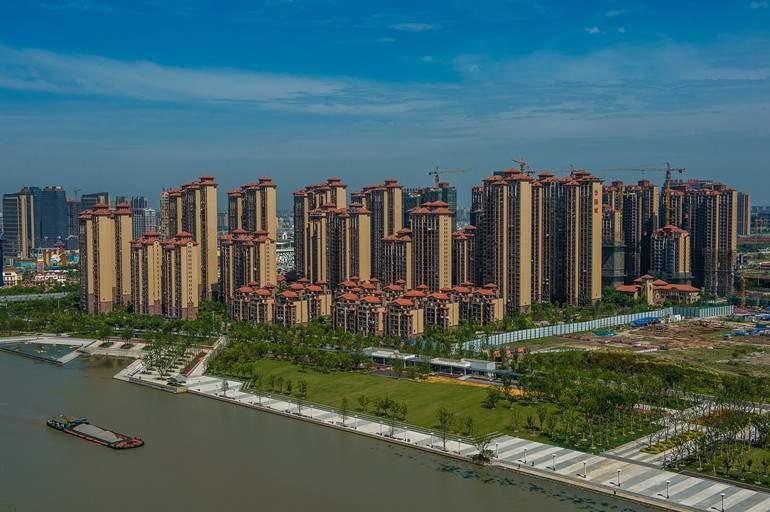 华强城实景图