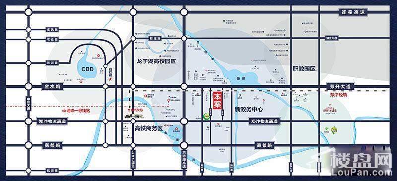 恒通国际广场位置图