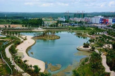 国祯·棕榈岛实景图