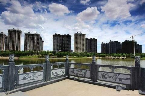 清河湾实景图