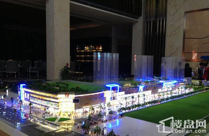 清泉城市广场 实景图