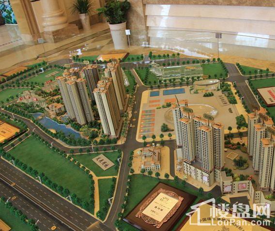鑫月城 实景图