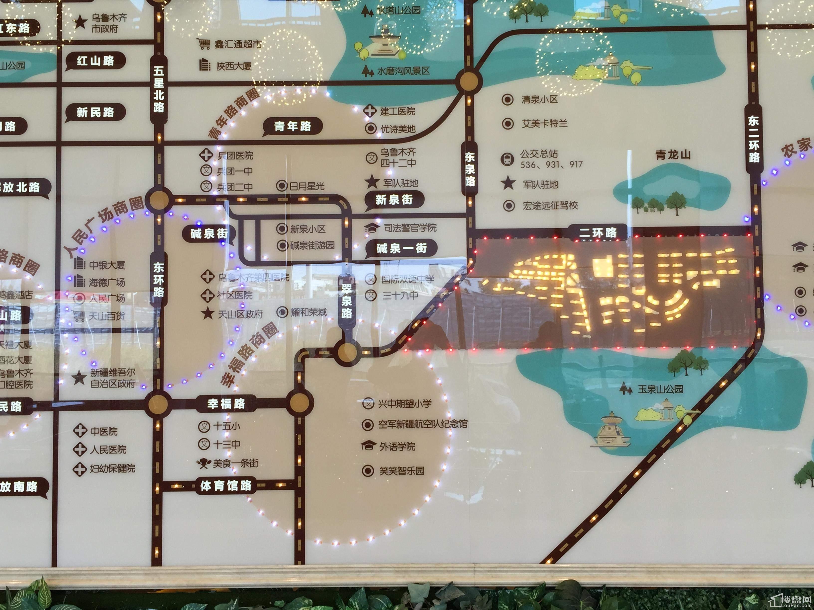 世界冠郡位置图