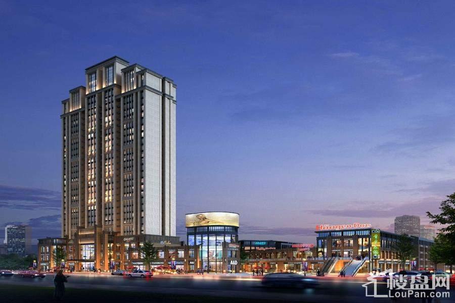 自助酒店及商业广场