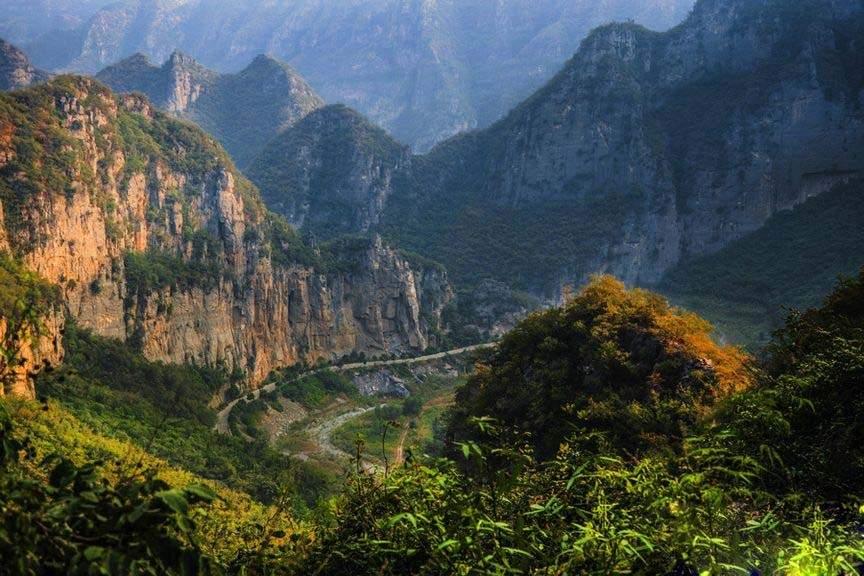 青龙山国际生态示范区