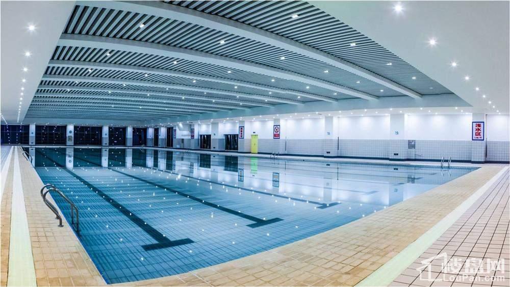 谷山体育公园游泳馆