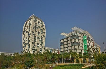香雪国际公寓效果图