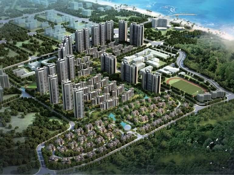 广州星河山海湾