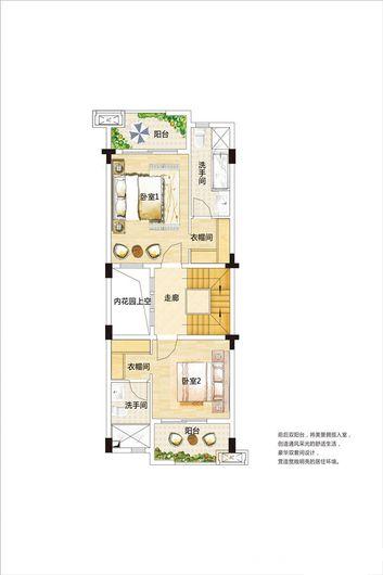 别墅户型-A4-A2