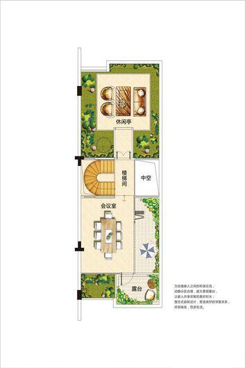 别墅户型-A4-C3