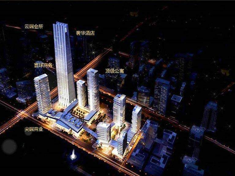 深圳湾1号项目