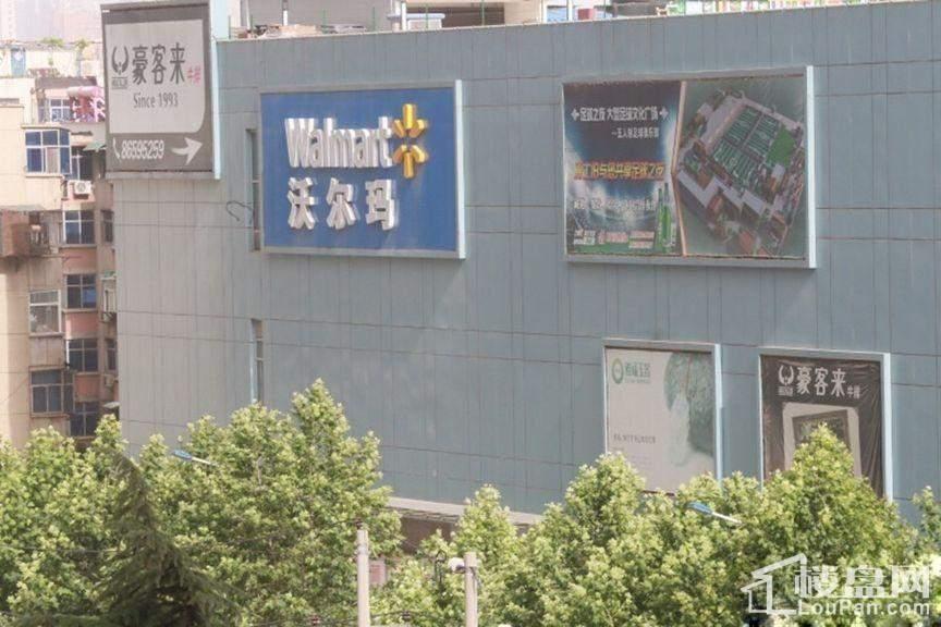 长隆广场配套图
