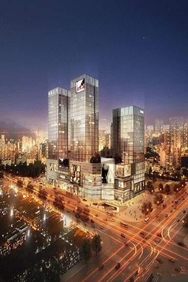 中铁立丰国际广场