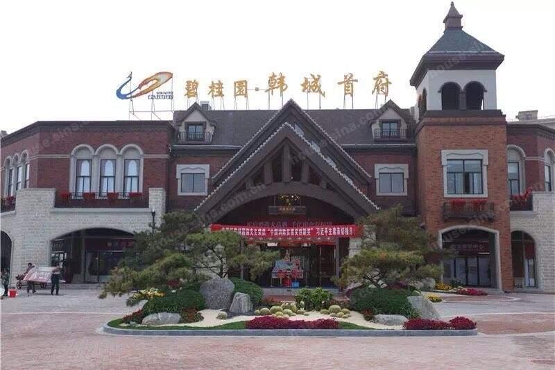 碧桂园·韩城首府实景图