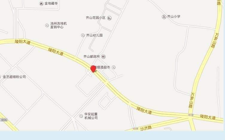 池州上海城二期位置图