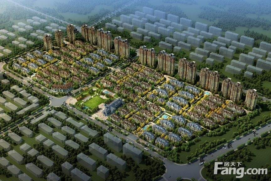 建业平原新城