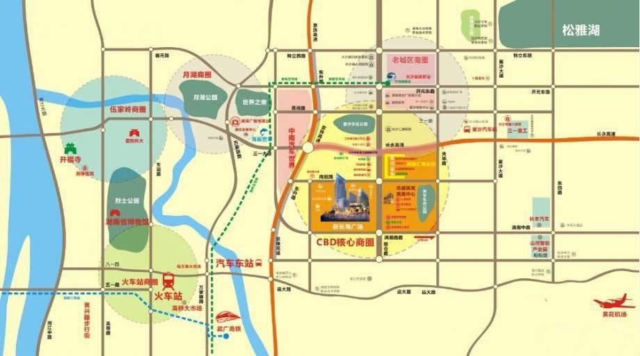 新长海广场位置图