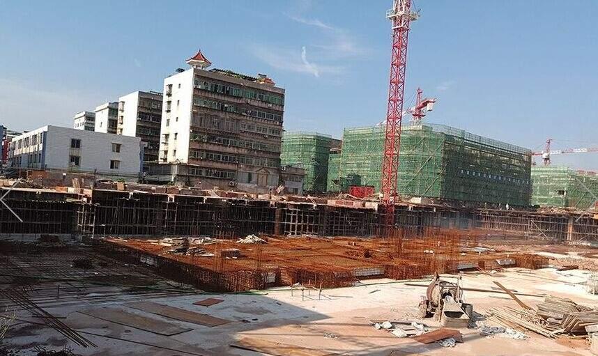 巨亿·赣南电商城实景图