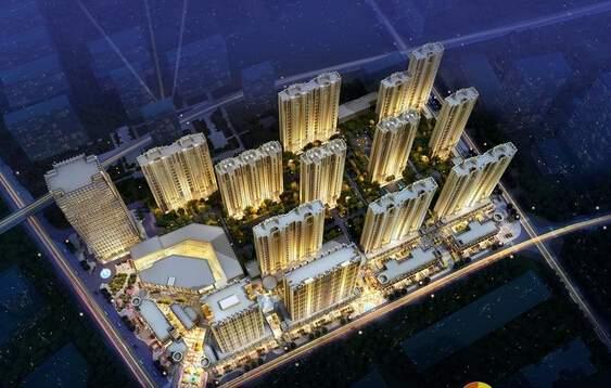 中海广场户型图