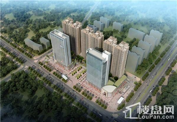 新长海尚海城鸟瞰图