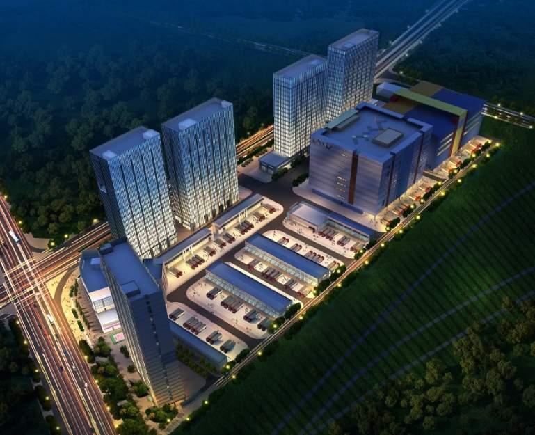 华南城国际电商物流中心2期