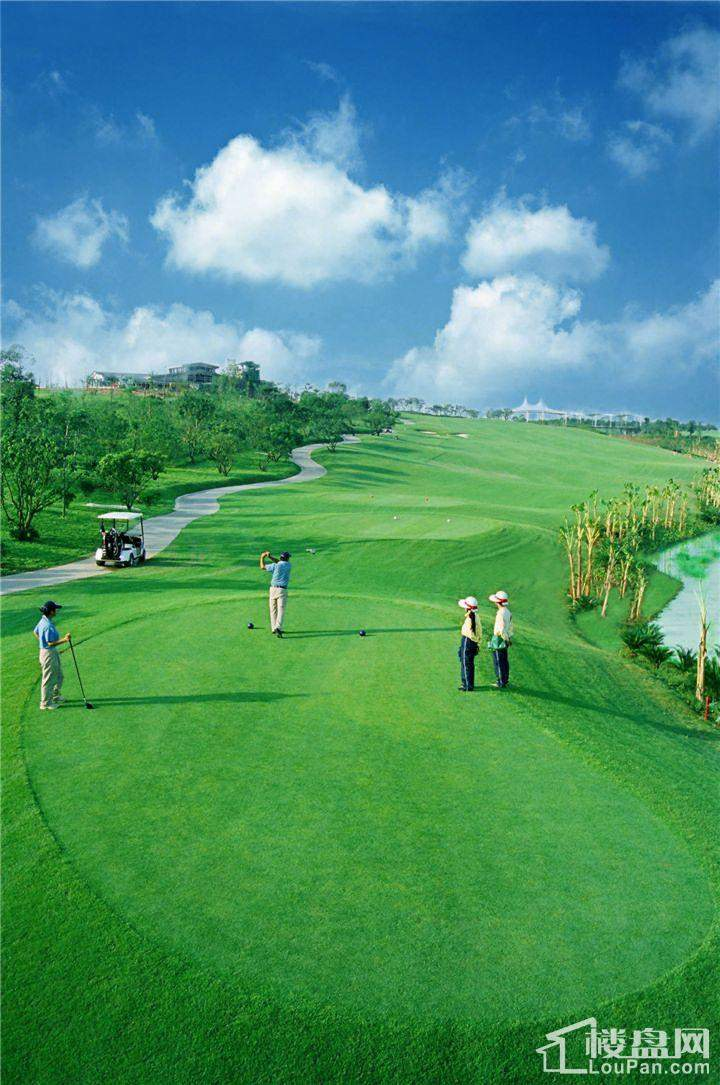 嘉和城高尔夫球场
