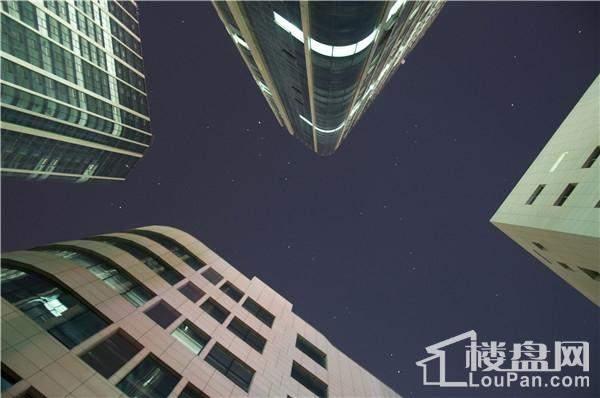 长沙西中心实景